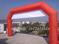Wholesale Hot sale inflatable arch inflatable finish line for events