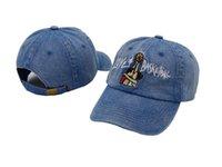 Unisex baseballs custom hat - 2017 new Martin Show Cap baseball Retro Dad Hat Drake OG Custom s X Logo Vtg Kanye West Boost bone golf swag casquette hats for men