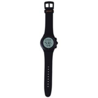 Wholesale Classic Black color Automatic Man azan alarm watch for islamic prayer time more cheaper price