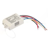 Wholesale 220V Way ON OFF Digital RF Remote Control Switch Wireless For Light Lamp Worldwide Store