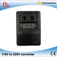 Wholesale 100W AC Power adapter V to V transformer voltage converter