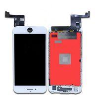 Дешевый Комплектация панели-Для iPhone 7 Plus класса A +++ ЖК-экран Сенсорный экран Digitizer Panel Frame Assembly Free DHL
