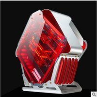 Wholesale COOLMAN beast beast chassis Desktop PC box full aluminum alloy high end water cooled game big chassis