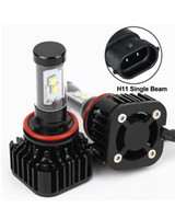 auto headlights - K8 H7 Auto H4 H7 H11 H13 LED Headlight W Car C ree LED Head Lamp Light Bulb