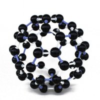 atoms carbon - Modern Organic Chemistry Scientific mm Chemistry Teaching Crystal Carbon C60 Atom Molecular Model Kit Set Mar28