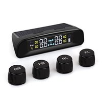 audi value - Factory solar energy tpms tyre pressure monitoring system with high definition color screen adjustable alarm value