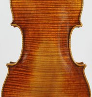 Wholesale Guarnieri del Gesu Ole Bull Violin Copy M9018 One Pc Back Master Violin Concert Violin Aubert Bridge Top Oil Varnish