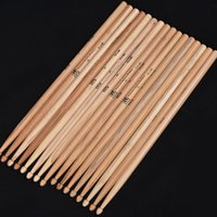 Wholesale Hun Brand Drumsticks Hickory A and A Drumsticks Drum Accessories baquetas
