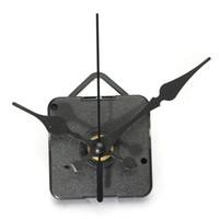 Precio de Relojes de cuarzo piezas-Venta al por mayor-nuevo Blade Spade Manos reloj de cuarzo pared movimiento del mecanismo de reparación Reemplazar el kit de piezas