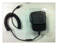 Wholesale HZ913 Radio Transceiver Handset for iPhone and Most Smart Phones Shoulder Speak Mic Walkie Talkie