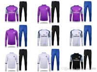 Wholesale thai quality Real madrid jerseys Real madrid soccer Training suit unITED football shirt