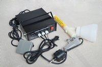 Wholesale original electrostatic paint coating machine with spray gun pc03 CE V V US UK AU EU Plug DHL