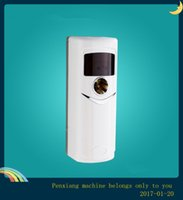 Wholesale 2017 Full automatic Aerosol dispenser is widely used in the bathroom entertainment conference rooms
