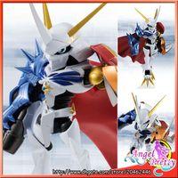 bandai digimon figures - Japan Anime Original Bandai Tamashii Nations NXEDGE STYLE Digimon Adventure Action Figure Omegamon