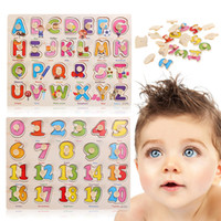 abc fast - Kids Puzzles Learning Toys Journey Lift and Learn Plastic ABC Puzzles Children Initiation Toy Fast Delivery