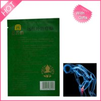 arthritis pain reliever - Far IR Treatment Plaster Chinese Pain Patches Medical Plaster Arthritis Strains Back Pain Reliever Patches