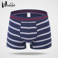 Hot Selling Wholesale Meilleur coton de qualité Mr Brand Mode Sexy Mr Boxers Homme Shorts Coton Sous-vêtements Male Rise Bulge Poche Boy Underpants