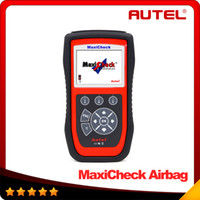 audi airbag light - Autel Distributor Original Autel MaxiCheck Airbag ABS SRS Light Service Reset Tool Special Application Diagnostics DHL