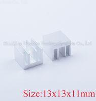 Wholesale MM high quality heatsink electronic heatsink chipset radiator aluminum cooler