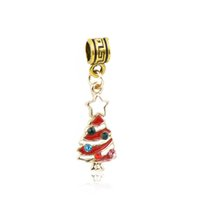 Wholesale 2016 Slides Sliders Top Fashion Limited Charms Salel Like Cakes Drip Christmas Tree Pendant Alloy Diy Bracelet Jewelry Material Accessori