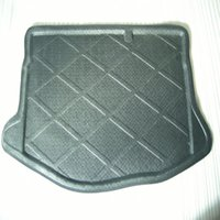 Wholesale Car Rear Tail Trunk Mat Protector Cargo Liner Carpet tray boot For Fiesta Hatchback