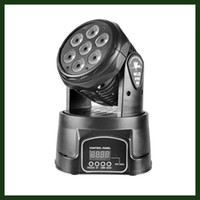 Wholesale Led Disco Spot - Fast Delivery 70W Led Mini Zoom Moving Head Stage Spot Light DJ Disco Party Club Live Concert DMX Lighting