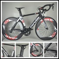 Wholesale 2017 new Hot Sale Cervelo s5 Carbon Complete Road Bike Clearance DIY Bike With Ultegra Groupset