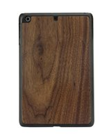 best price ipad mini cases - Genuine Wood protector for ipad Mini and ipad Mini with best price PC wooden cover