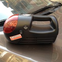 Wholesale Automobile tire pump multi function car air pump Vehicle Inflatable Pump