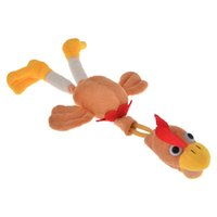 Wholesale Flying Animal Slingshot Chicken Toys for Kids As Christmas Gift