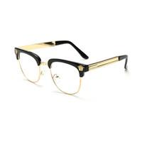 brand designer eyeglass men women round classical full rim optical glass frame light weight tr90 vintage retro preppy style laurafairy 8026