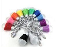 Wholesale Solar energy special bulb low voltage V bulb lamp Nightlight USB bulb lamp W LED