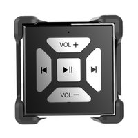 Wholesale Bluetooth Media Button mount on Car steering wheel with remote control magnetic car mount steering wheel mounted bluetooth car kit