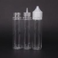e juice - E liquid ml Plastic Dropper Bottles Pen Shape Empty PET E Juice Gorilla bottle with Twist Off Caps