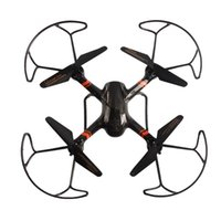 battery moulds - Newest Professional Drones With Mould King Super S RC G CH Axis Gyro Hover Quadcopter with Propeller Protector Light