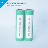 Wholesale UL Approved Battery Authentic mAh V A Max Continue Discharge Current Lithium Rechargeable Battery for E Cigs E Vehicles