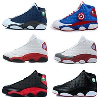 Wholesale 2017 retro XIII basketball shoes for MEN athletic sport shoes outdoor sneakers training shoes
