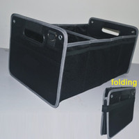 auto tool storage - high quality car storage box auto trunk organizer oxford folding bag stowing toy tool food collapsible