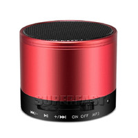 Universal aluminum calls - S10 Bluetooth Speaker Outdoor Universal Handfree Mic Stereo Portable Speakers TF Card Call function DHL No Logo In Retail Box