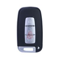 Nuevo modelo Llave libre de la tarjeta inteligente 3 de la llave del COCHE del envío para el coche viejo largo del cable 8 de Hyundai Motor IX35