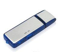 Wholesale 2 in Mini Portable Digital Voice Recorder Dictaphone GB USB voice recorder WAV Format