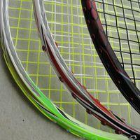 Wholesale 2016 New model badminton racket N90 III N90 IV N99 racquet de badminton with string and overgrip badminton racquet