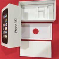 Wholesale Cell Phone Box Empty Boxes Retail Box Iphone s c s plus for Samsung Galaxy S5 S6 S7 without Accessory
