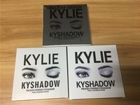 Wholesale New Popular color Newset Kylie Cosmetics Bronze Eyeshadow KyShadow Palette Popular colors