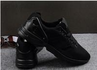Wholesale 2016 New shoes ZX Flux All Black White Red Blue Men s Casual Shoes Mesh Breathable Shoes Mens Shoes