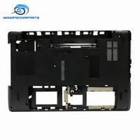 Wholesale Laptop NEW For Acer For Aspire z ZG G G Lower Bottom Case Cover D case shell AP0FO000700