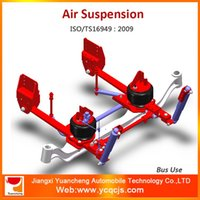 airbag suspension parts - ISO TS16949 Toyota Automobile Airbag Suspension Parts Bus Air Suspension