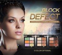 Wholesale Selling color concealer Black eye pox Indian lips primer concealer