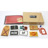 Wholesale Secret Hitlers Board Game A Hidden Identity Game For Players With English Vision Card Game Easy To Play With