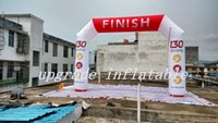 Wholesale Start and Finish inflatable arch for race